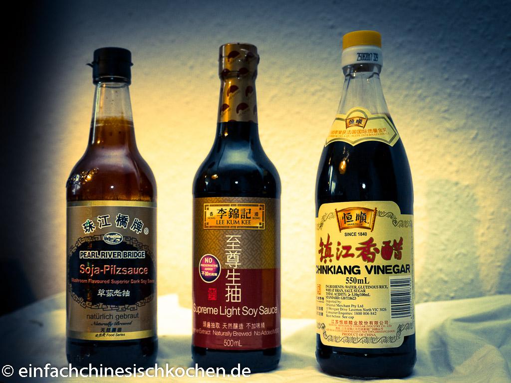 Basics 3 hauptzutaten der chinesischen k che for Chinesisch kochen