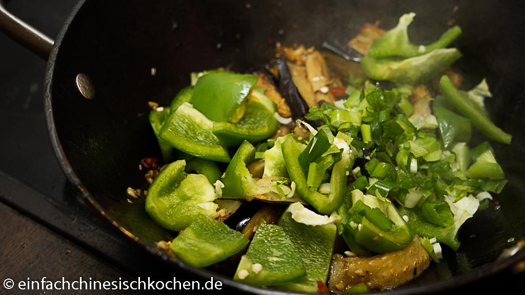 Chinesische aubergine mit fisch duft 9 einfach for Chinesisch kochen