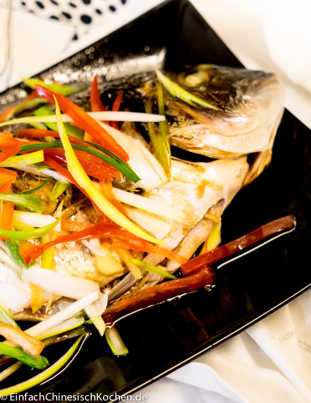 Fisch und meeresfr chte chinesisch kochen for Chinesisch kochen